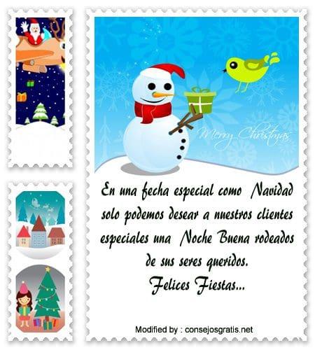 carta para enviar en Navidad empresariales,descargar mensajes para enviar en Navidad empresariales