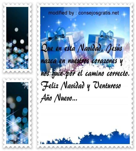 postales de mensajes de textos de saludos de navidad y ao nuevo para