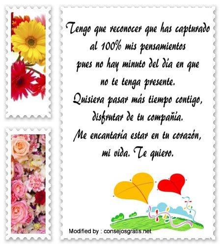 tarjetas con poemas de amor para mi novio,tarjetas con dedicatorias de amor para mi novio