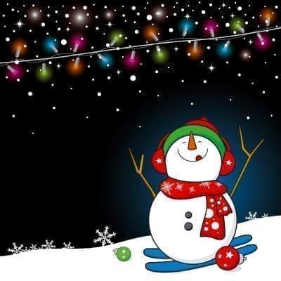 Enviar hermosas frases de Navidad con imágenes