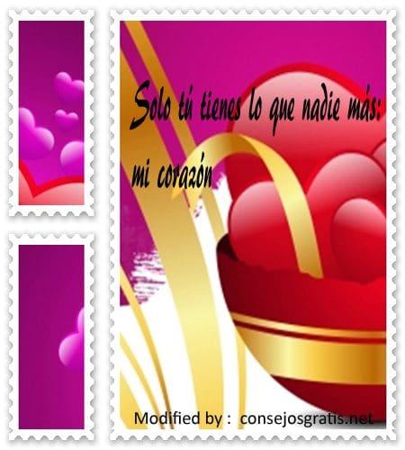 descargar tarjetas de amor con imàgenes para mi novia gratis,ejemplos gratuitos de frases y palabras romànticas para una enamorada