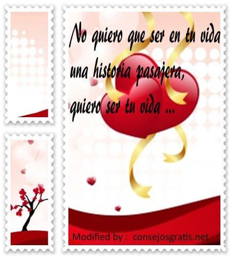 mensajes de amor,dedicatorias romànticas para tu enamorada