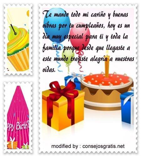 mensajes cumpleanos34,dedicar lindos textos de cumpleaños para un sobrino maravilloso