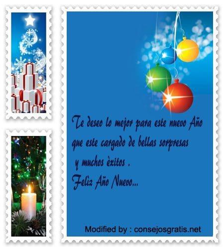 palabras de felìz año nuevo, pensamientos de felìz año nuevo,  enviar gratis mensajes de felìz año nuevo