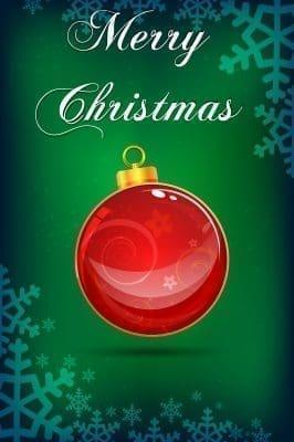 Lindos pensamientos de navidad con im genes mensajes y frases gratis en internet - Objetos de navidad ...