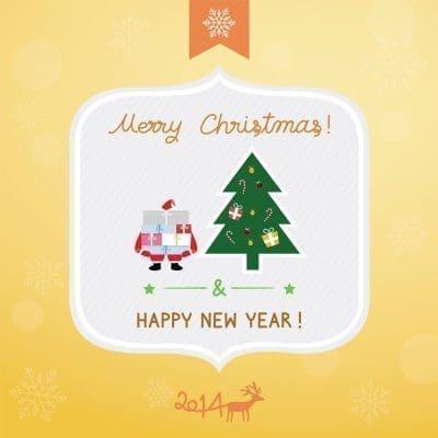 Bellas frases de navidad y a o nuevo con im genes - Mensajes para navidad y ano nuevo ...