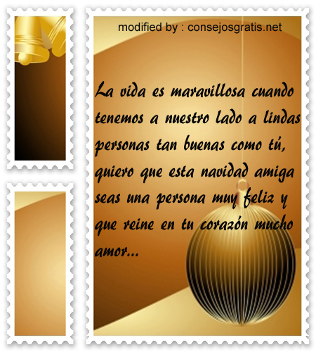 Las mejores frases de felicitaciones para navidad con - Mensajes para felicitar la navidad ...