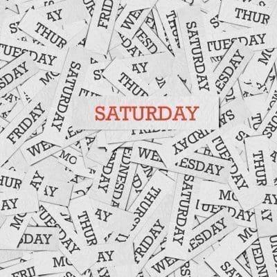Nuevas frases de buen fin de semana para Tuenti