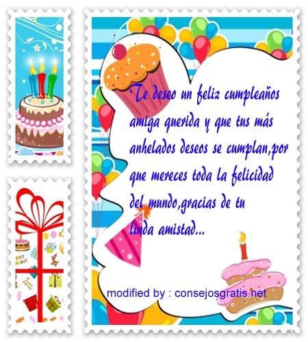 Bonitas postales de feliz cumpleaños para tu mejor amiga | 10.000 ...