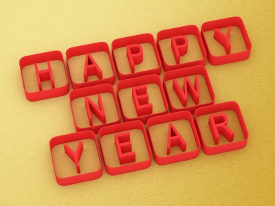 Cartas de feliz Año Nuevo para mi amor | Saludos De Año Nuevo