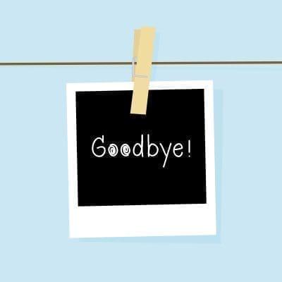 Nuevas Frases De Despedida Para Alguien Que Se Va Lejos | Mensajes De Despedida