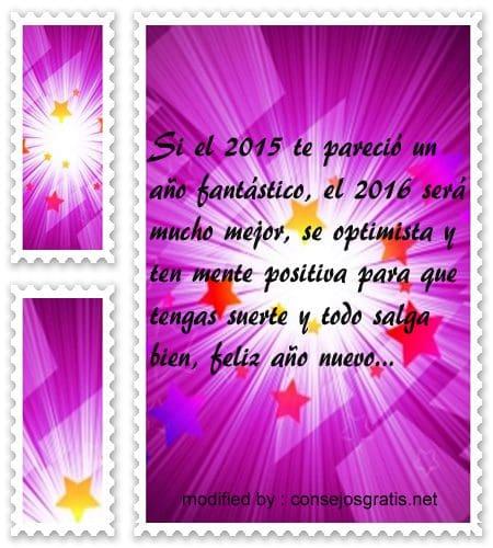 mensajes de Ano Nuevo,bonitos saludos para el Año Nuevo