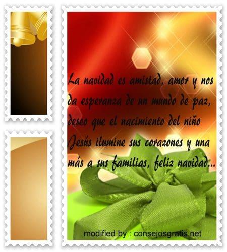 postales de mensajes de Navidad,poemas hermosos para compartir en Nochebuena