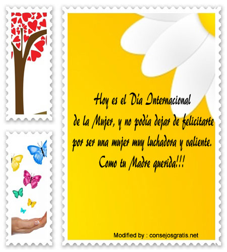 descargar mensajes del dia de la Mujer,mensajes bonitos para el dia de la Mujer