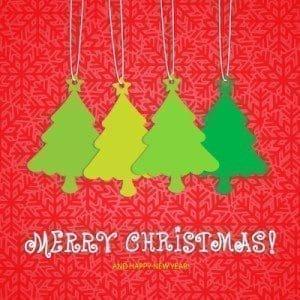 bellos mensajes para agradecer saludos de Navidad