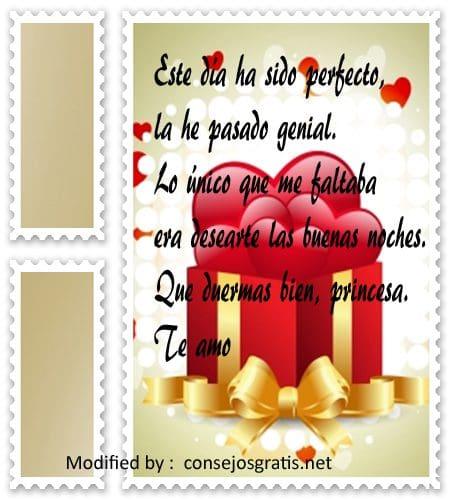 tarjetas con poemas de amor de buenas noches,descargar mensajes bonitos de buenas noches para mi amor