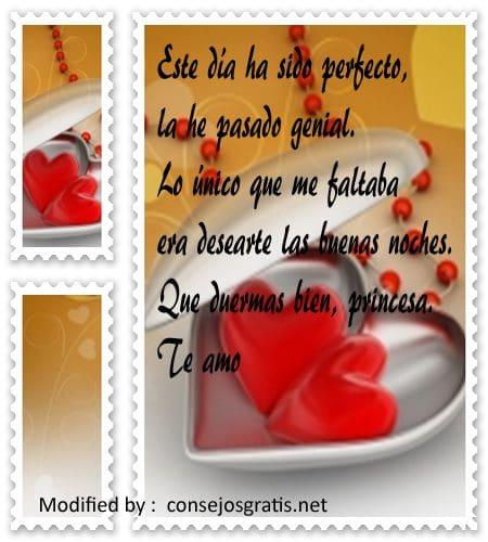 tarjetas bonitas de amor de buenas noches para muro de facebook