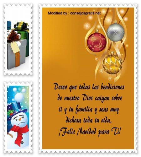 carta para enviar en Navidad,descargar mensajes para enviar en Navidad