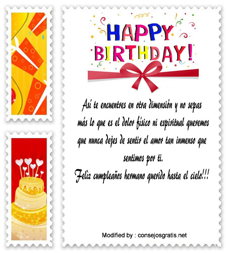mensajes de cumpleaños para enviar por Whatsapp,mensajes de cumpleaños para facebook,