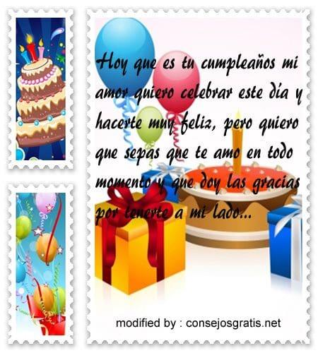 Felicitaciones Por Cumpleaños Para Mi Esposo