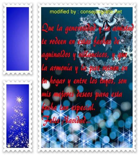 mensajes de navidad6,tiernas frases de feliz navidad para tuenti