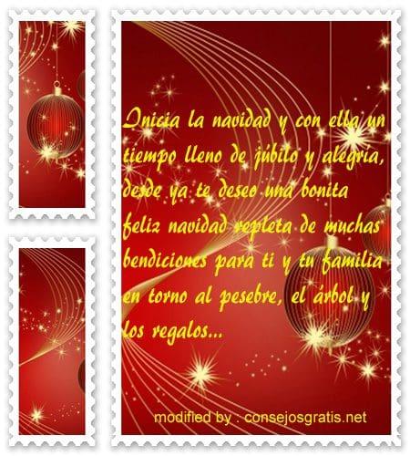 postales de mensajes de Navidad,lindos sms de feliz Navidad para el celular