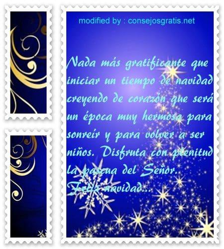 postales de mensajes de Navidad,cortos textos de saludos Navideños para el celular