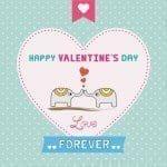 Nuevos estados de WhatsApp por San Valentín con imágenes