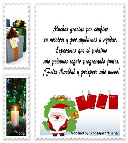 Cartas de navidad para clientes de empresas saludos de - Mensajes navidenos para empresas ...