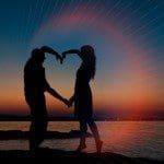 Tarjetas con  palabras de amor para aniversario de novios
