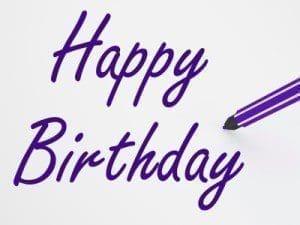 Bonitas tarjetas y deseos de cumpleaños para amigos