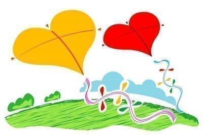 Enviar gratis saludos por el día del amor con imágenes