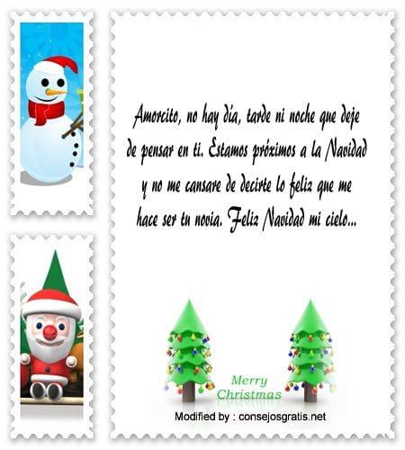 1,palabras para enviar en Navidad a mi novia,sms bonitos para enviar en Navidad a mi novia