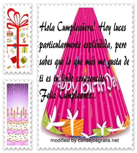 mensajes de cumpleanos19,hermosos textos para felicitar a tu amiga por su cumpleaños