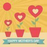 Bellos saludos día de la madre para messenger con imágenes