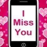 Bonitos textos de amor para tu pareja que extrañas con imágenes