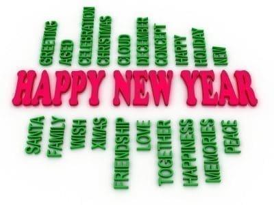 Lindos saludos por Año Nuevo empresariales con imágenes