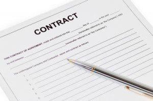 Plantilla de contrato de servicios a terceros, formato de contrato de servicios a terceros