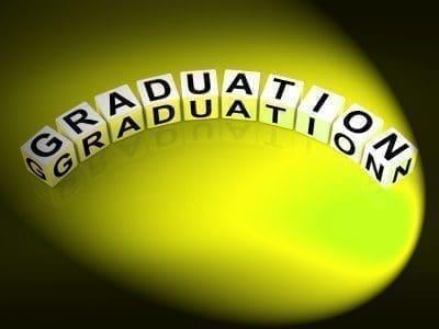 Carta de felicitación para un graduado