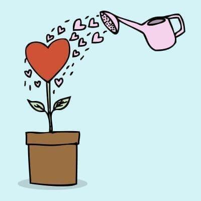 Colgar bonitas frases de reflexiones de amor para Facebook