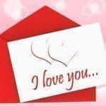 Modelo de carta de amor, ejemplo de carta de amor