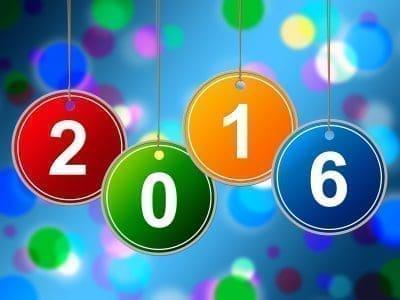 Enviar mensajes de Año Nuevo con Imágenes