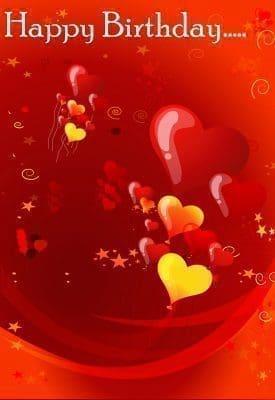 Mensajes De Cumpleaños Para Mi Enamorada
