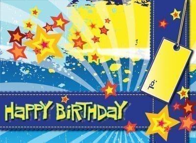 Mensajes De Cumpleaños   Frases Originales De Cumpleaños