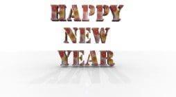 Frases bonitas para saludos de año nuevo
