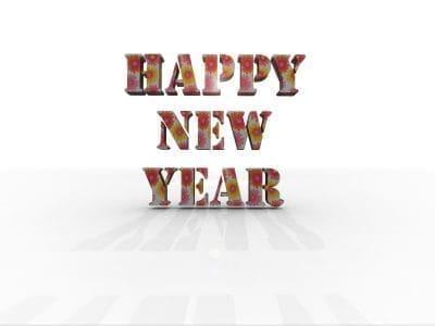 Frases bonitas para saludos de Año nuevo con imágenes