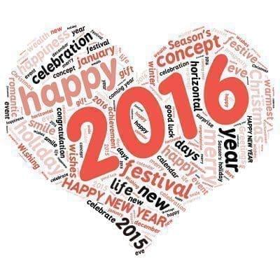 Mensajes De Año Nuevo Bonitos | Saludos De Año Nuevo