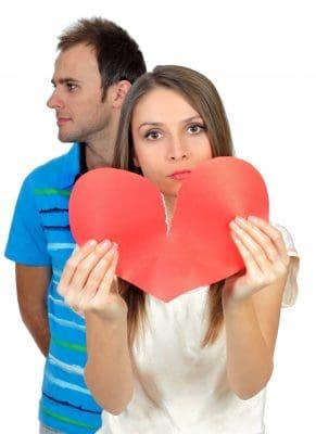 Palabras de aliento por una ruptura amorosa