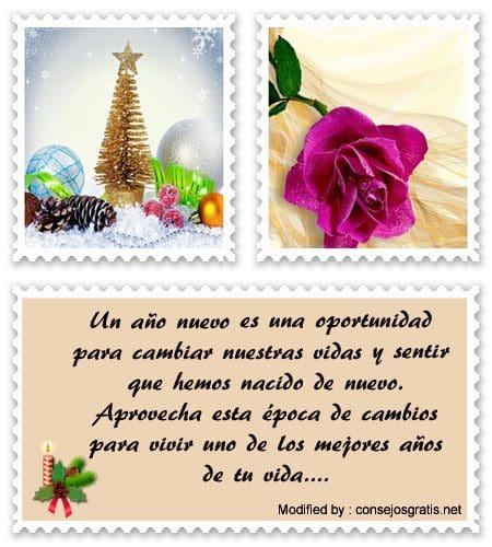 palabras originales para enviar en año nuevo,reflexiones para enviar en año nuevo
