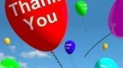 Nuevos Mensajes De Gratitud Por Los Saludos De Cumpleaños